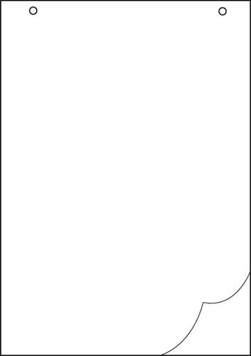 Basics Flipchart Pad A1 [Pack 5]