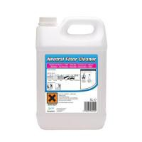 2Work Neutral Floor Cleaner 5Ltr