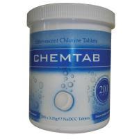 Chemtab Effervescent Chlorine Tablets