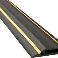 D-Line Black/Yellow Floor Cable Cover 9m