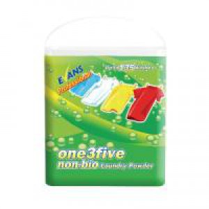 Evans One3Five Non-Bio Laundry Pwdr 10kg