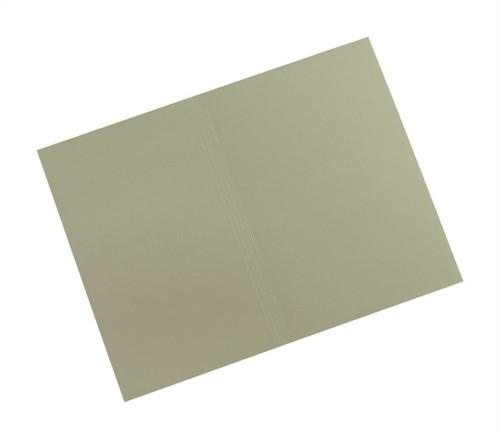 5 Star Elite Square Cut Folders Manilla 315gsm Foolscap Green [Pack 100]