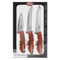 3 PIECE KITCHEN KNIFE SET EACH