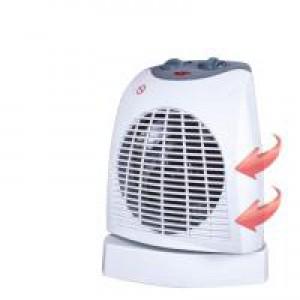 2kW Oscillating Fan Heater