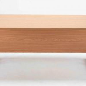 Image for FF Arista 1200mm Rectangular Desk Oak (1)