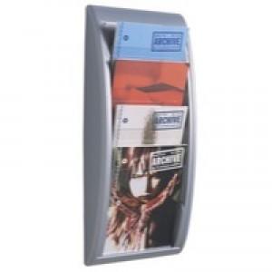 Fast Paper Quick Fit Wall Display 4XA4