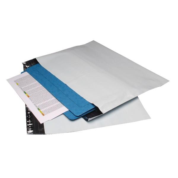 Polythene Mailing Bag 595x430mm Pk100