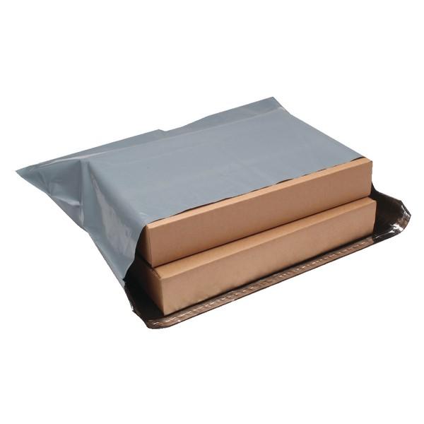 Mailing Bag 335x430mm Opaque Grey Pk500