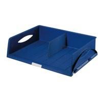 Leitz Jumbo Letter Tray Blue 52320035
