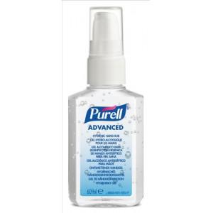 Purell Advanced Hygiene Hand Rub Personal Spray Pump 60ml Ref N06196