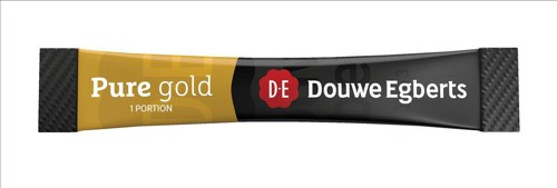 Douwe Egberts Coffee Pure Gold Stick Sachets Ref 4001677 [Pack 200]