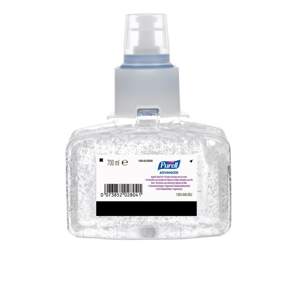 Purell Advanced Hygienic Hand Rub LTX-7