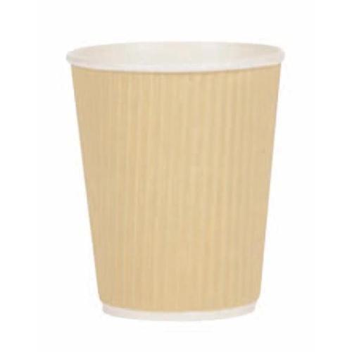 Ripple Cup 12oz 350ml Brown [Pack 500] Ref 4028236
