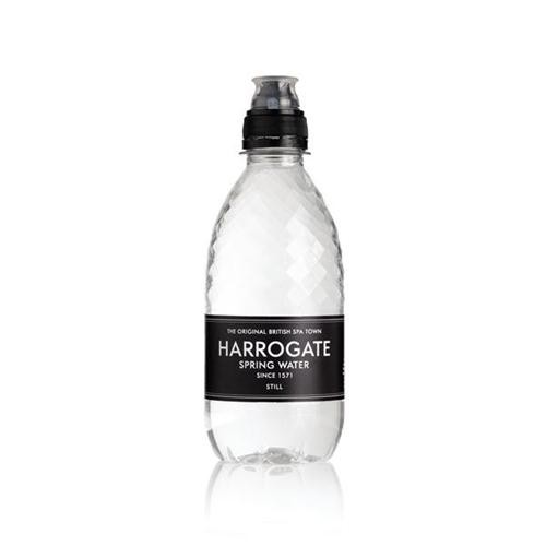 Harrogate Still Water Sportcap 330ml P30
