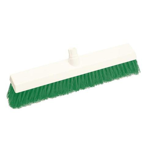 Scott Young Research Broom Head Soft 12 Inch Green Ref 4027914