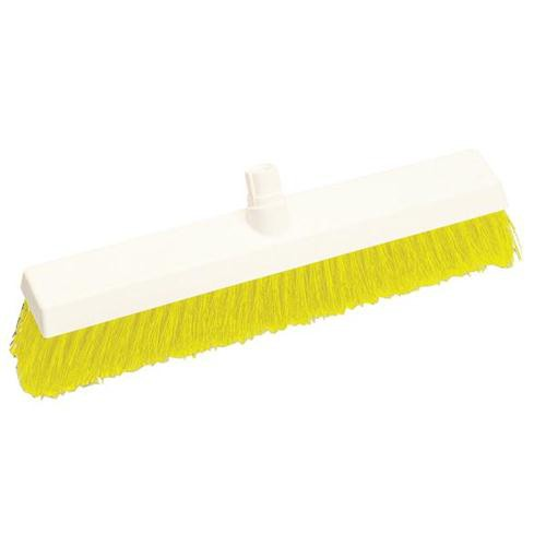 Scott Young Research Broom Head Soft 12 Inch Yellow Ref 4027933