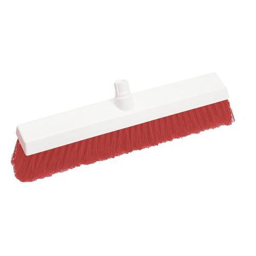 Scott Young Research Broom Head Soft 12 Inch Red Ref 4028113