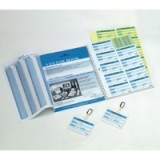 Image for Durable Visitors Book 100 Refill 1464/00
