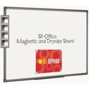 Bi-Office 900x600mm Magnetic Whiteboard