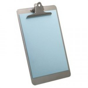Image for Lloyd Acrylic Clipboard White BF90H
