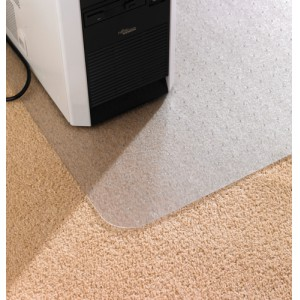 Floortex ChairMatAntiStat Lip 1200x900mm