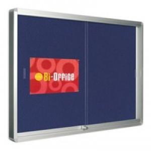 Bi-Office Display Case 890x625mm