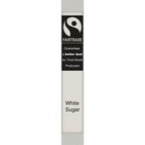 Fairtrade White 1000 Sugar Sticks A03622