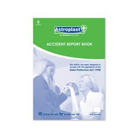 WC A4 Accident Report Book 5401011