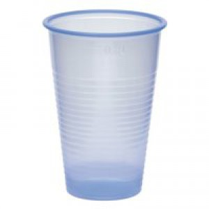 Blue Water Cups PK1000