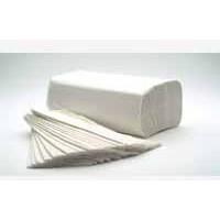 WB HAND TOWEL 2PLY C-FOLD WHITE PK2400