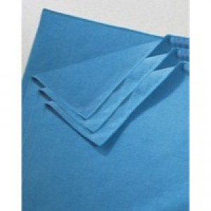 Image for 2Work Blue 400mm Microfibre Cloth Pk10