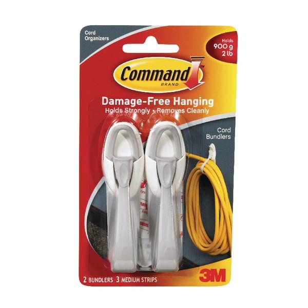 3M Command Adhesive Cord Bundlers 17304