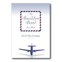 Basildon Bond Blue C6 Airmail Env Pk200