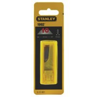 Stanley Replacement Spare Blades Heavy-duty 1992 Ref 2-11-921 [Pack 10]