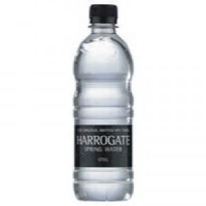 Harrogate Still Water 500ml Ref P500241S [Pack 24]