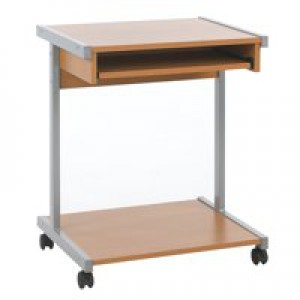 Image for FF Jemini Intro 650 Computer Stand Beech