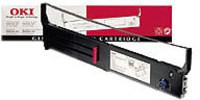 OKI Ribbon Cassette [for ML6300] Ref 43503601
