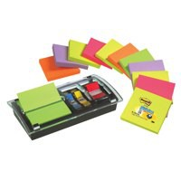 Post-it Value Pads Pk12 R330NR/Dispenser