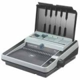Image for Acco GBC C340 Office Comb Binding Machine 4400420