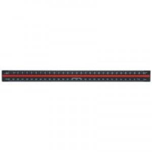Linex Aluminium Scale Ruler Lxh382