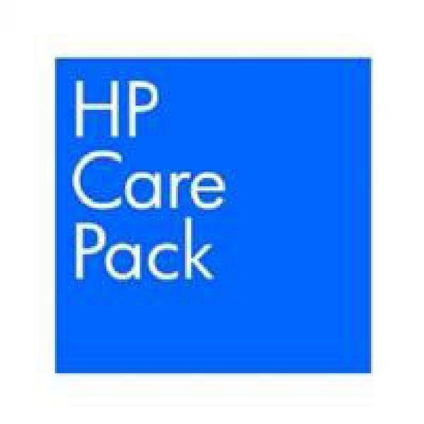 HP 3 Yr Std Exchange Srv/Agree UG198E
