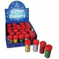 Bright Ideas Glitter Shakers Display