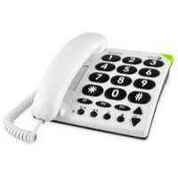 Doro Big Button Telephone White 311C