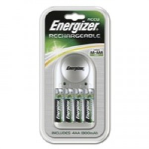 Image for Energizer Battery Charger 4xAA Batteries