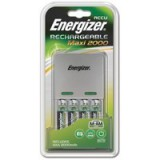 Image for EnEnergizer Maxi Battery Charger 4x AA Batteries 2000 MaH UK 632325