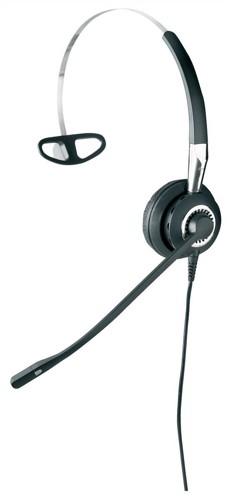 Jabra Biz 2400 Mono Corded Headset Ref 2406-820-204