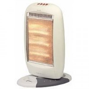 Image for Connect-it Halogen Heater 3 Bars 350/700/1050W W370xD270xH490mm 1.6kg Ref ES1242