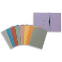 Concord Transfer File Foolscap 315gsm Foolscap Orange 22206/222
