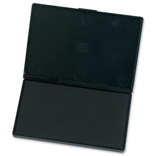 Trodat 9052 Ink Stamp Pad for Classic Stamp Range 110x70mm Black Ref 56347