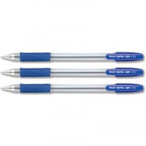 Pilot Ballpoint Pen Fine Blue BPSGPF03
